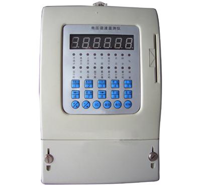 在线监测和采集电力系统供电电压质量